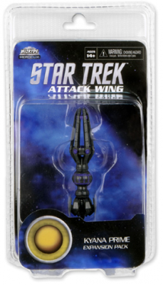 Star Trek: Attack Wing – Krenim Timeship Independent Expansion Pack