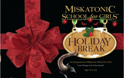 Miskatonic School for Girls: Holiday Break