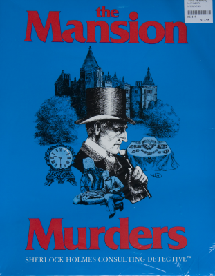 Sherlock Holmes Consulting Detective: The Mansion Murders