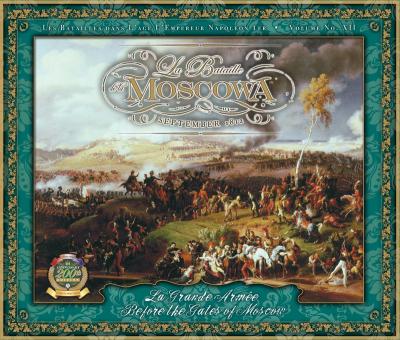 La Bataille de la Moscowa (third edition)
