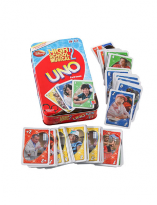 UNO: High School Musical 2