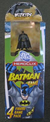DC HeroClix: Batman (Alpha)