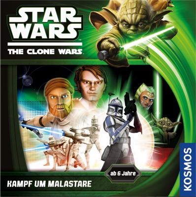 Star Wars: The Clone Wars - Kampf um Malastare
