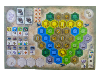 The Castles of Burgundy: The 4th Expansion