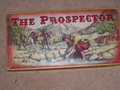 The Prospector Game