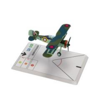 Wings of Glory: WW2 Airplane Pack - Gloster Sea Gladiator (Burges)