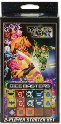 DC Dice Masters: War of Light - Starter Set