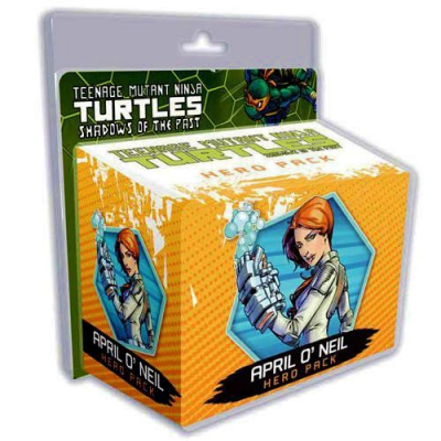Teenage Mutant Ninja Turtles: Shadows of the Past – Hero Pack: April O'Neil