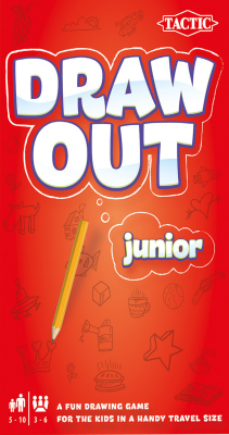 Draw out Junior - Travel