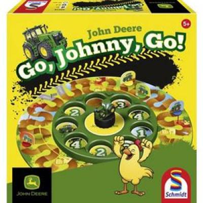 John Deere: Go, Johnny, Go!