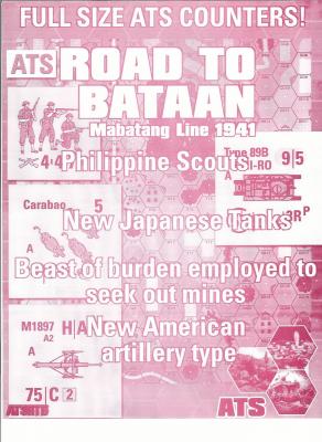 ATS Road to Bataan: Mabatang line 1941