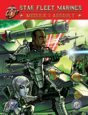 Star Fleet Marines: Module I: Assault