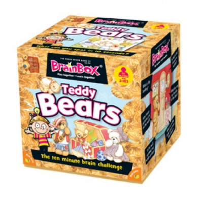 BrainBox: Teddy Bears