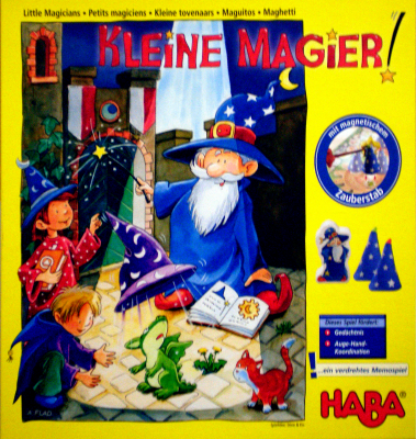 Kleine Magier