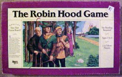 The Robin Hood Game