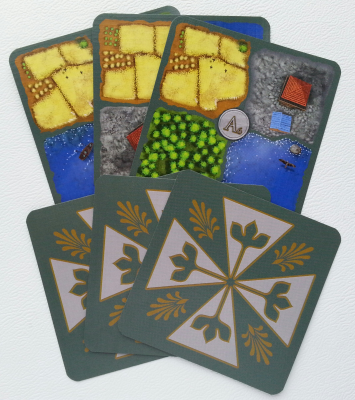 Limes: Startcards Set A