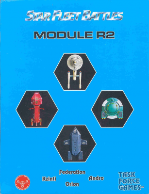 Star Fleet Battles: Module R2 – Reinforcements 1