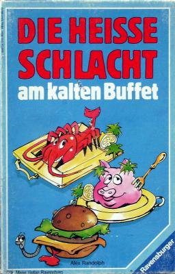 Die heisse Schlacht am kalten Buffet