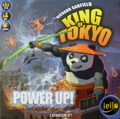 King of Tokyo: Power Up!
