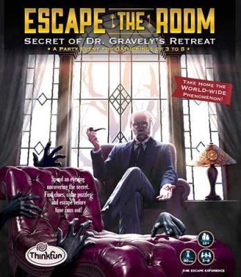 Escape the Room: Secret of Dr. Gravely's Retreat