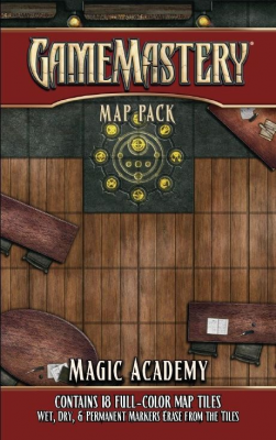 GameMastery Map Pack: Magic Academy