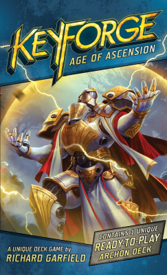 KeyForge: Age of Ascension – Archon Deck