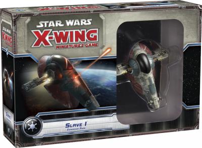 Star Wars: X-Wing Miniaturen-spiel - Slave I Erweiterungs-Pack