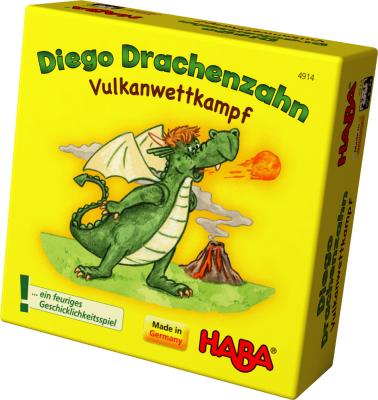Diego Drachenzahn: Vulkanwettkampf