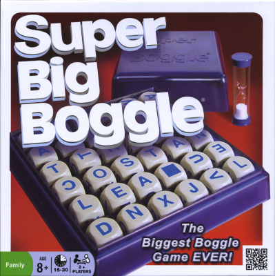 Super Big Boggle